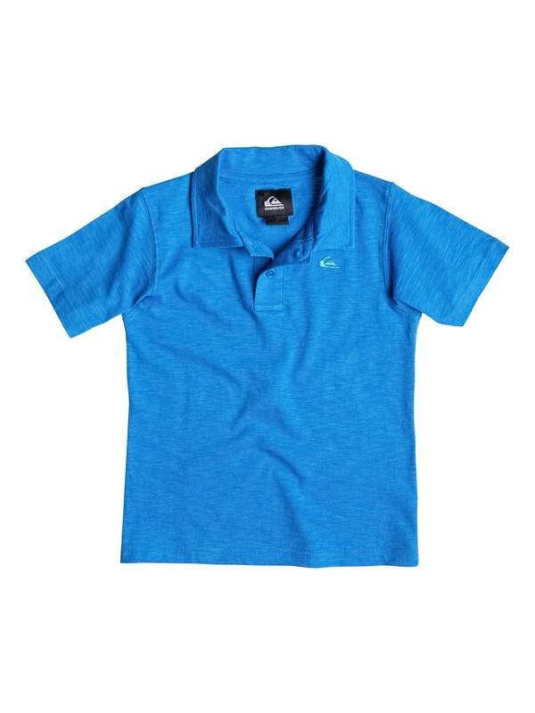 0 Boys 4-7 Core Moss Side Polo Shirt  40454196 Quiksilver