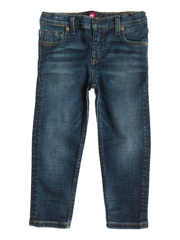0 Boys 4-7 Distortion Slim Jeans  40455023 Quiksilver