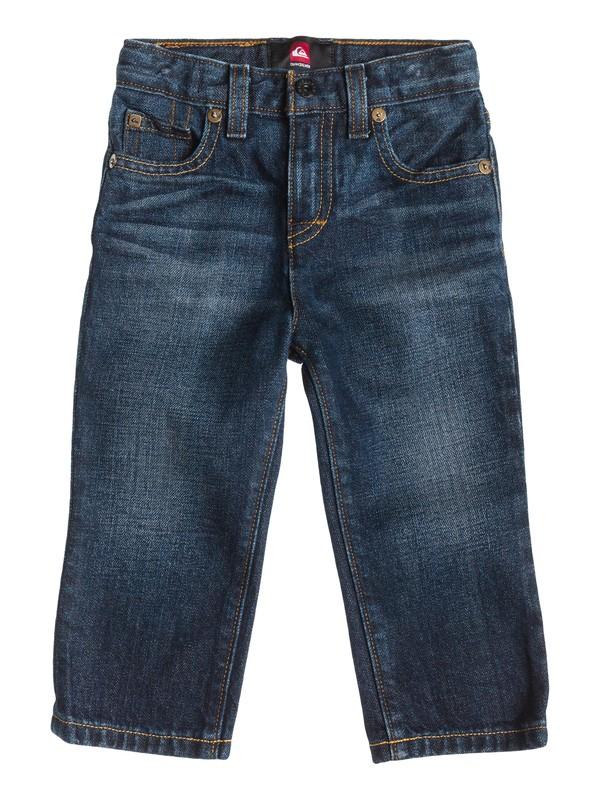0 Boys 4-7 Revolver Straight Jeans  40455024 Quiksilver