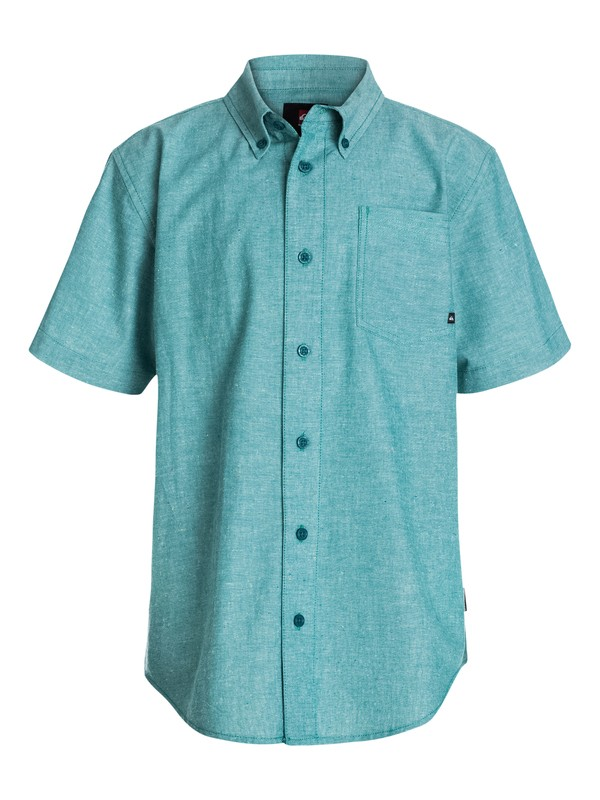 0 Boys 8-16 Mountain And Wave Shirt  40464032 Quiksilver