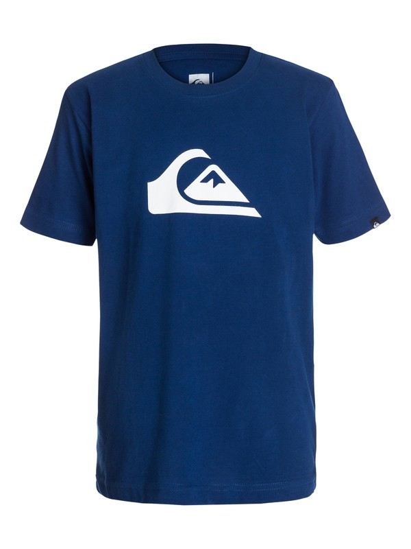 0 Boys 8-16 Mountain Wave T-Shirt  40464044 Quiksilver