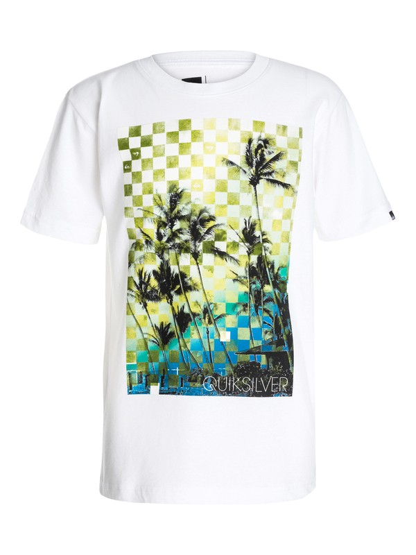 0 Boys 8-16 Good Haze T-Shirt  40464058 Quiksilver