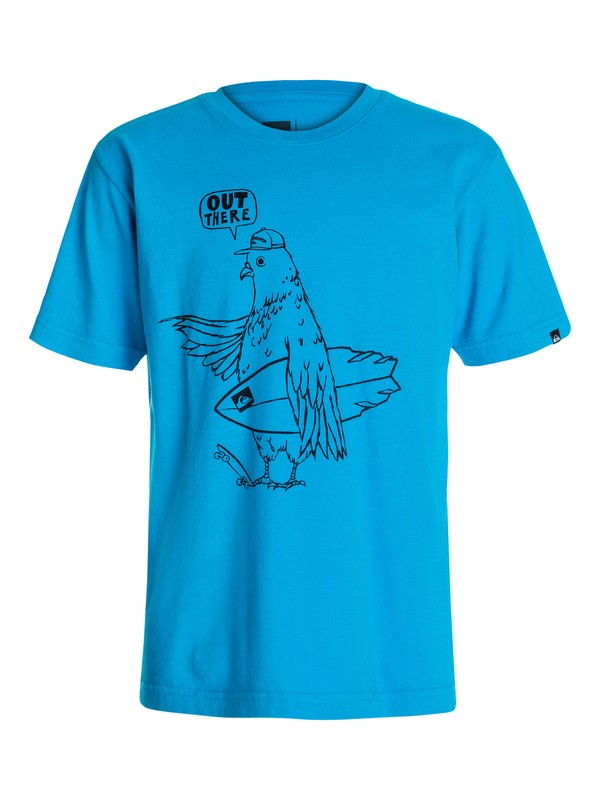 0 Boys 8-16 For The Bird T-Shirt  40464069 Quiksilver
