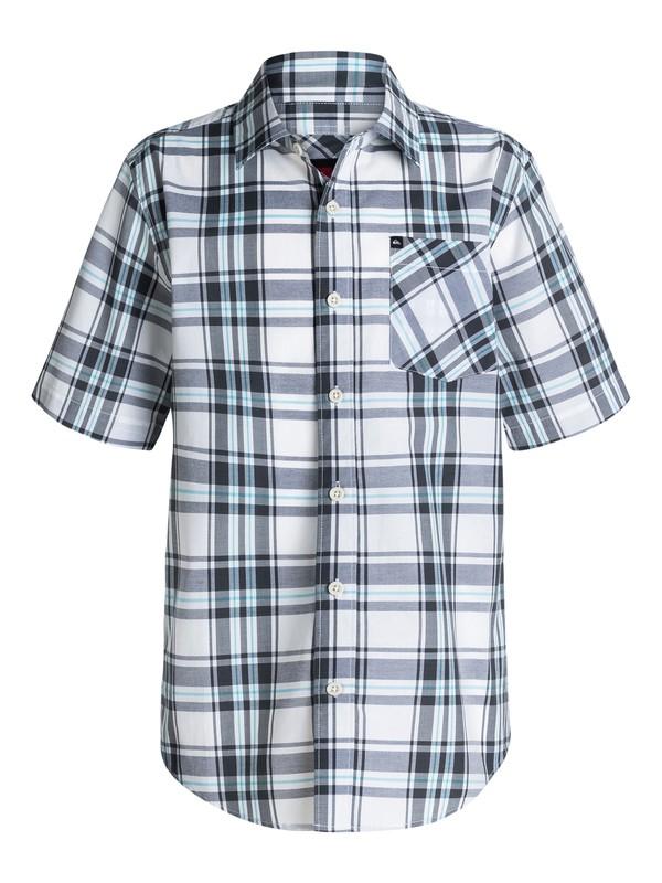 0 Boys 8-16 Foot Pat Shirt  40464089 Quiksilver