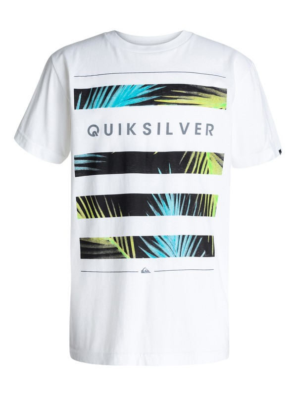 0 Boys 8-16 Shelter T-Shirt  40464113 Quiksilver