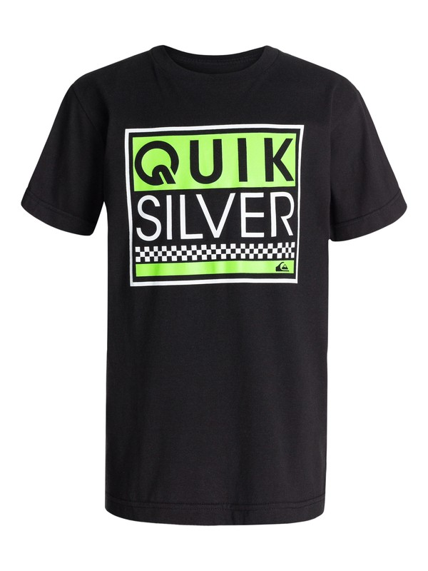 0 Boys 8-16 Blockhead T-Shirt  40464119 Quiksilver