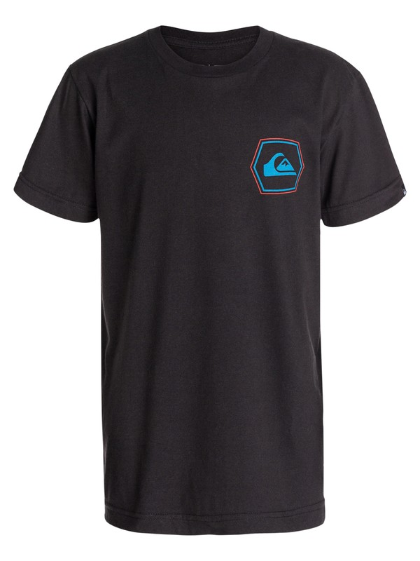 0 Boys 8-16 Rally T-Shirt  40464122 Quiksilver