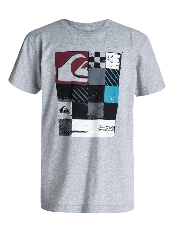 0 Boys 8-16 Breakout T-Shirt  40464124 Quiksilver