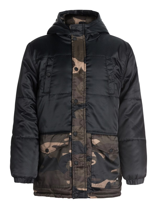 0 Boys 8-16 Rowdy Jacket  40466004 Quiksilver