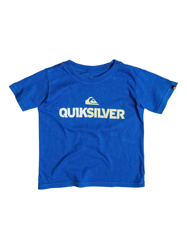 0 Baby Mountain & Wave Tee  40474002 Quiksilver