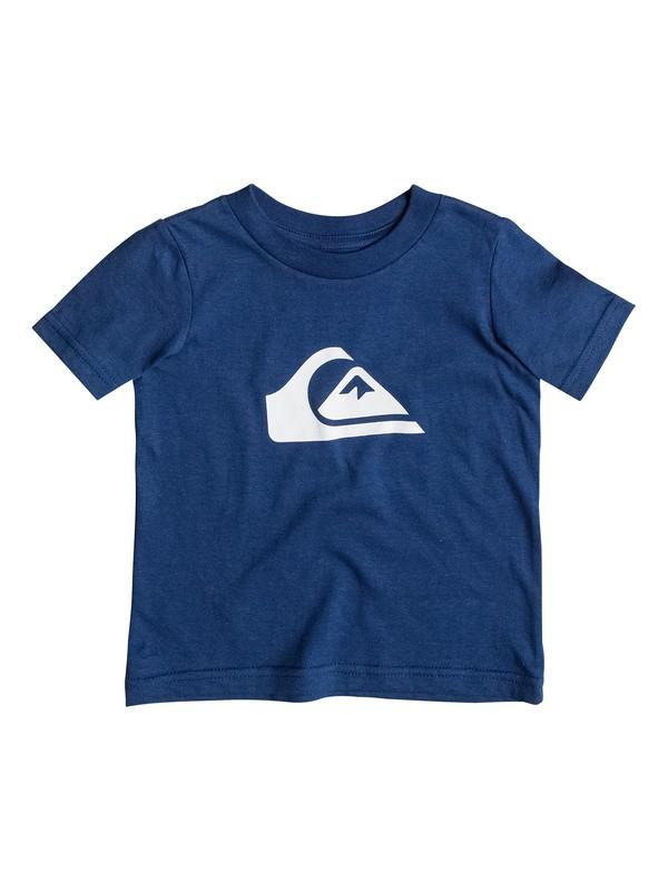 0 Baby Everyday Logo Tee  40474044 Quiksilver