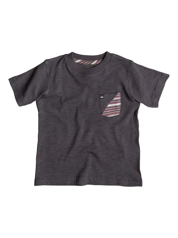 0 Baby Slip Slide T-Shirt  40474076 Quiksilver