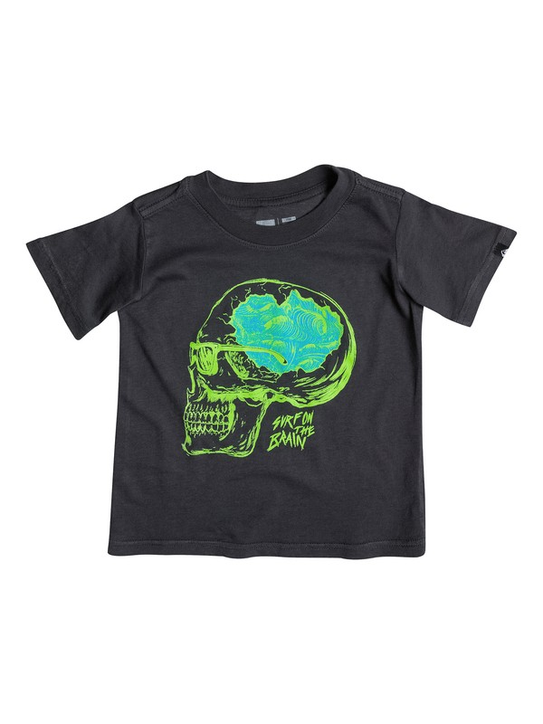 0 Baby Surf On Brain T-Shirt  40474111 Quiksilver