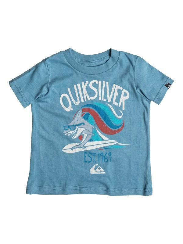 0 Baby Sharksurf T-Shirt  40474133 Quiksilver