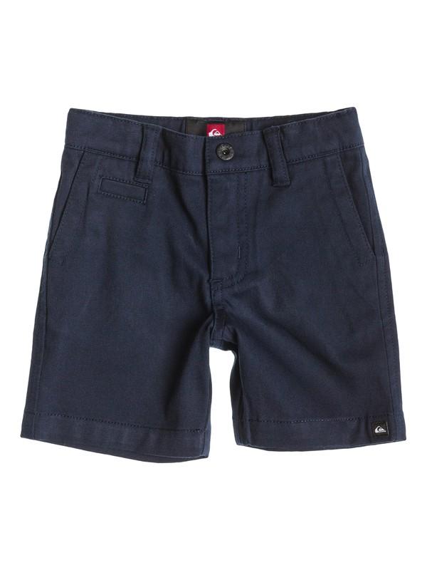 0 Baby Union Chino Shorts  40475016 Quiksilver