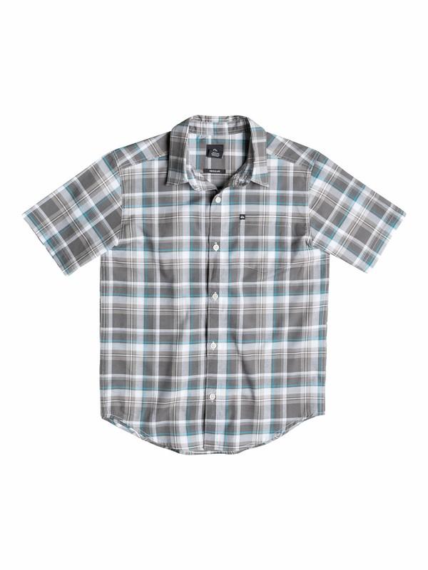 0 Boys 2-4 General Pat Short Sleeve Shirt  40544012 Quiksilver