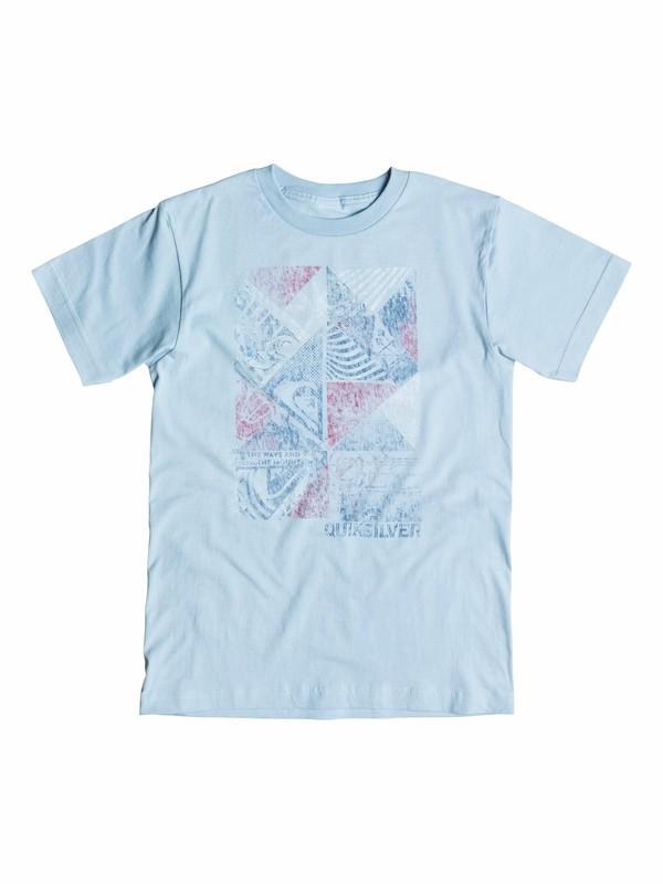 0 Boys 2-4 Blender T-Shirt  40544156 Quiksilver