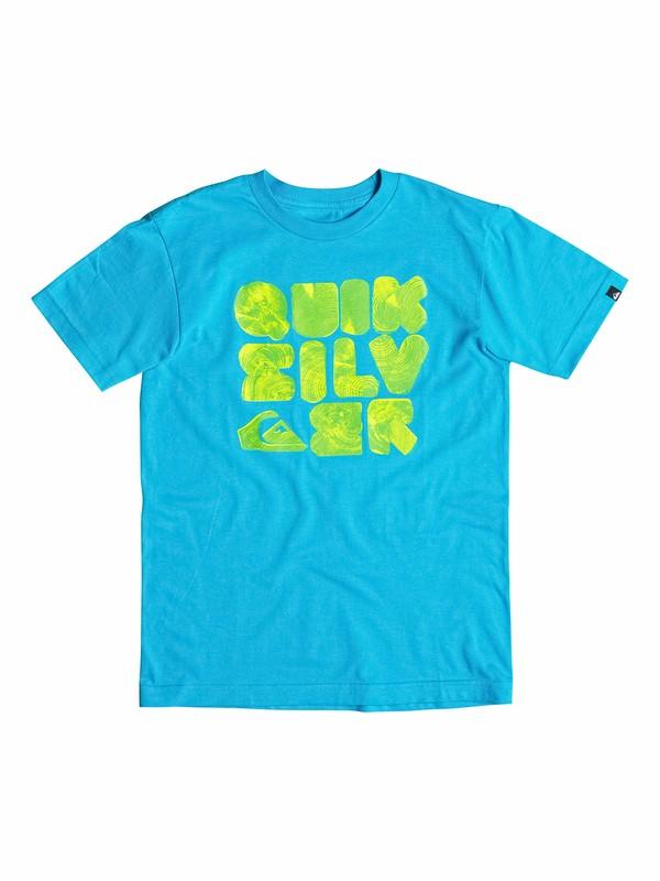 0 Boys 2-4 Woody T-Shirt  40544169 Quiksilver