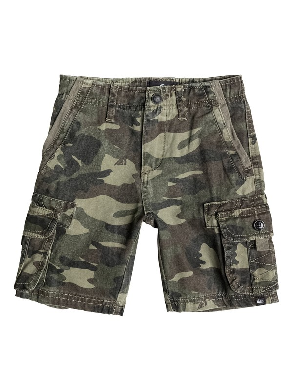 0 Boys 2-4 The Deluxe Shorts  40545035 Quiksilver