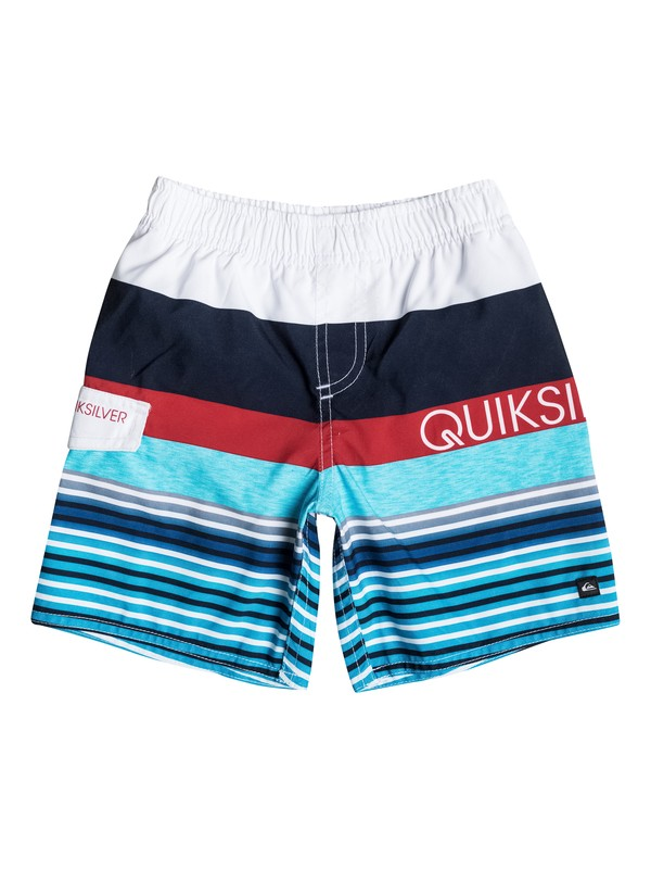0 Boys 2-4 Lean And Mean Volleys  40545090 Quiksilver