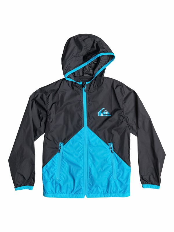 0 Boys 2-4 New Wave Jacket  40546001 Quiksilver