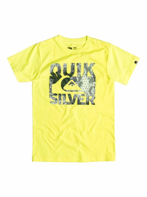 0 Boys 4-7 Frackish T-Shirt  40554142 Quiksilver
