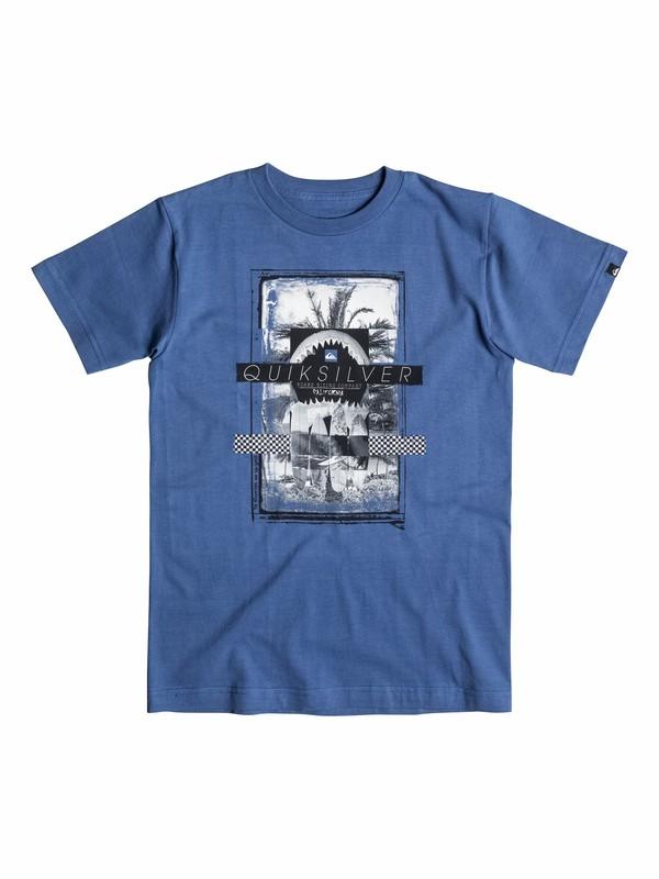 0 Boys 4-7 Film Star T-Shirt  40554174 Quiksilver