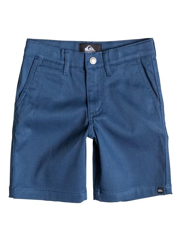 0 Boys 4-7 Union Chino Shorts  40555028 Quiksilver