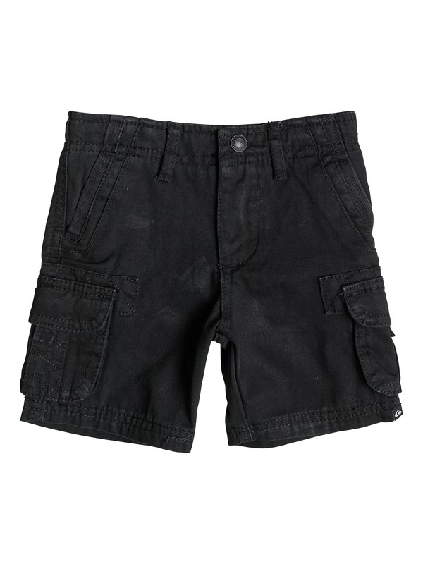 0 Boys 4-7 The Deluxe Shorts  40555035 Quiksilver
