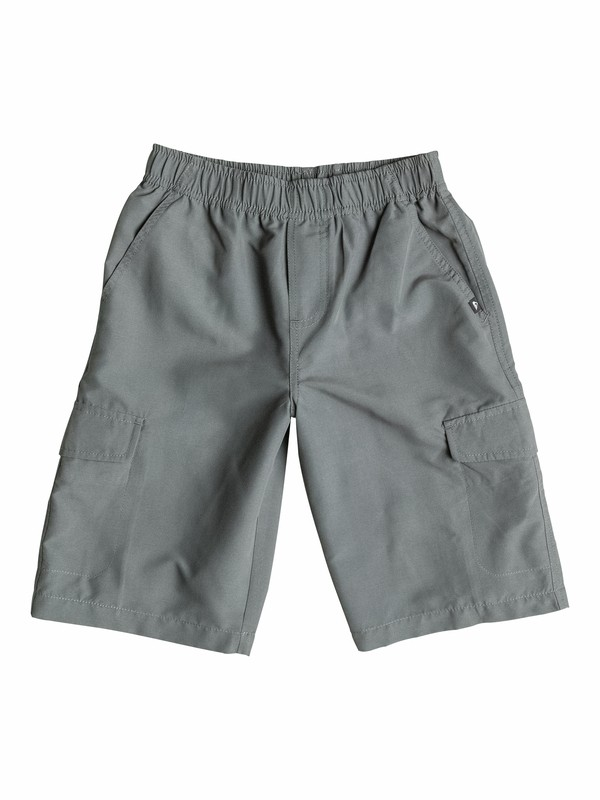 0 Boys 4-7 Trooper Volleys  40555036 Quiksilver