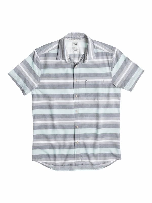 0 Boys 8-16 Pemberton Short Sleeve Shirt  40564011 Quiksilver