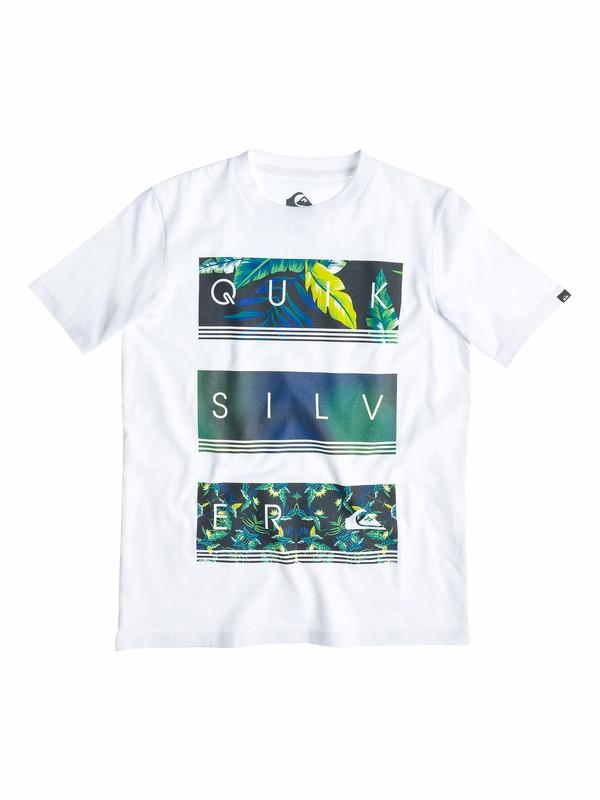 0 Boys 8-16 Hyper T-Shirt  40564021 Quiksilver