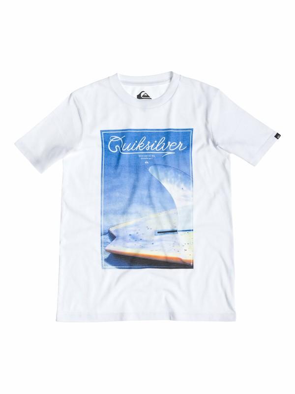 0 Boys 8-16 Finbox T-Shirt  40564029 Quiksilver