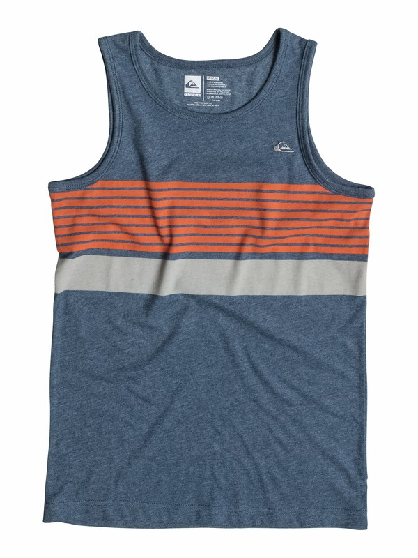 0 Boys 8-16 All In Tank  40564034 Quiksilver