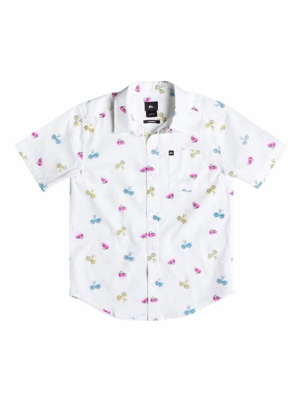 0 Boys 8-16 Double Vision Shirt  40564135 Quiksilver