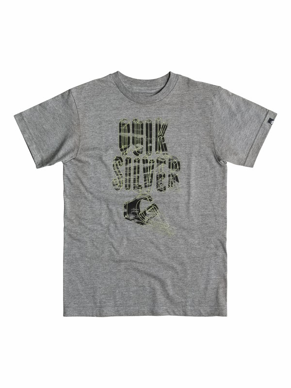 0 Boys 8-16 Cubist T-Shirt  40564144 Quiksilver