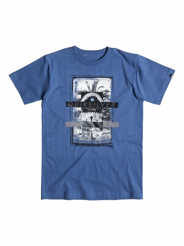 0 Boys 8-16 Film Star T-Shirt  40564174 Quiksilver