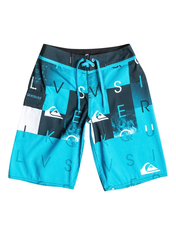 0 Boys 8-16 Checkmate Boardshorts  40565006 Quiksilver