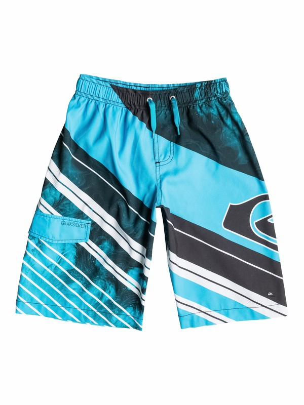0 Boys 8-16 Space Intersect Volleys  40565013 Quiksilver