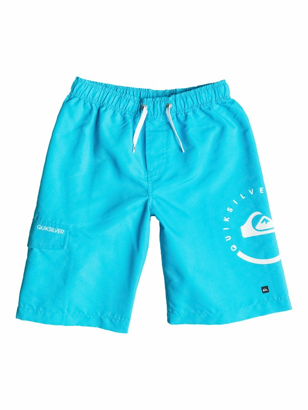 0 Boys 8-16 Eclipse Volley Volleys  40565014 Quiksilver