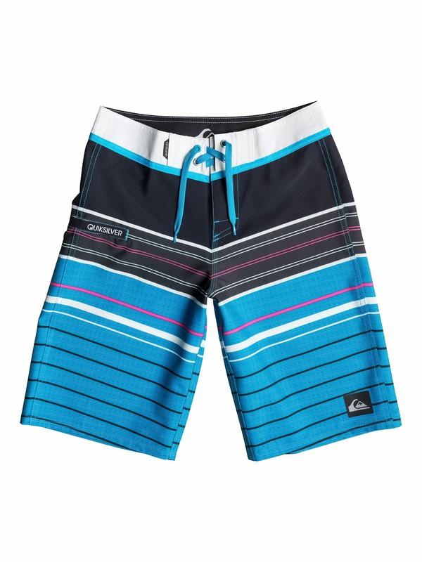 0 Boys 8-16 YG Stripe  Boardshorts  40565076 Quiksilver