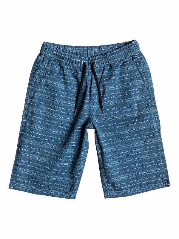 0 Boys 8-16 Three Sides Shorts  40565094 Quiksilver