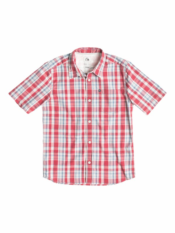 0 Baby Helsby Short Sleeve Shirt  40574015 Quiksilver