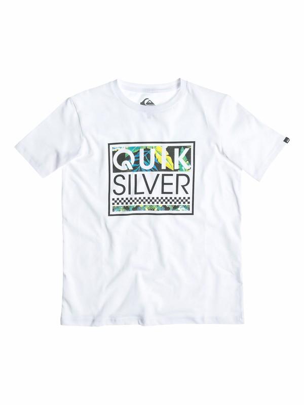 0 Baby Blockhead Yardage T-Shirt  40574024 Quiksilver
