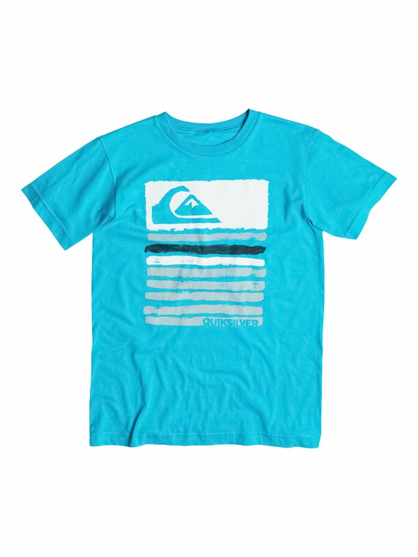 0 Baby Painter T-Shirt  40574027 Quiksilver