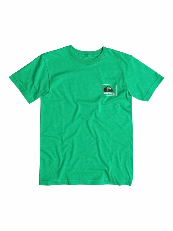 0 Baby The Box T-Shirt  40574064 Quiksilver