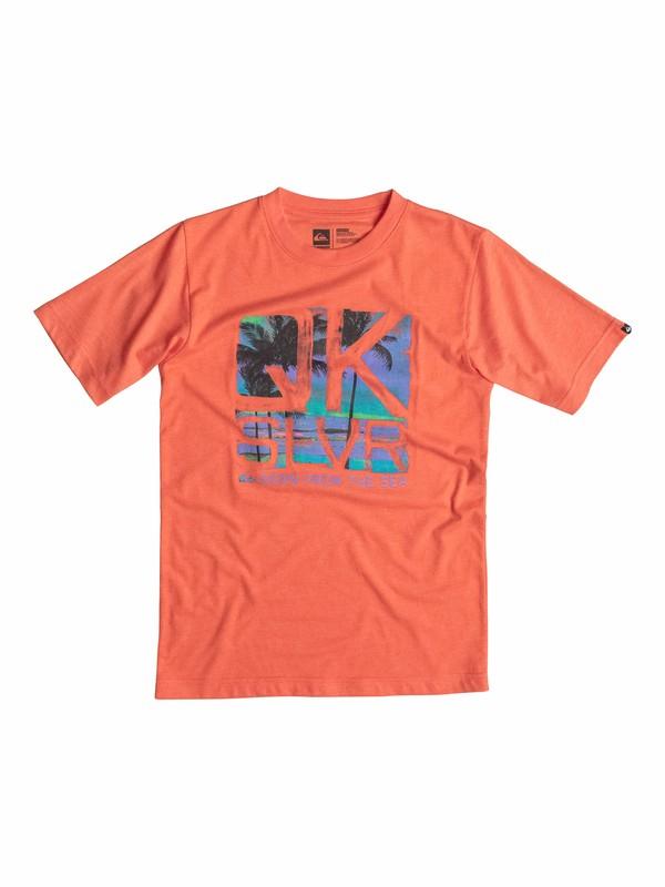 0 Baby Malibu T-Shirt  40574093 Quiksilver