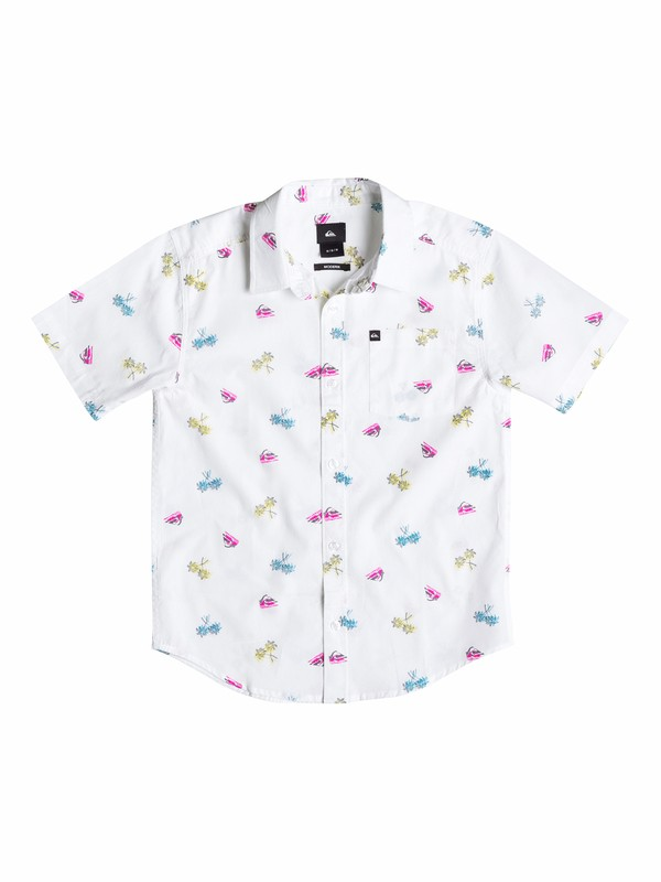 0 Baby Double Vision Shirt  40574135 Quiksilver