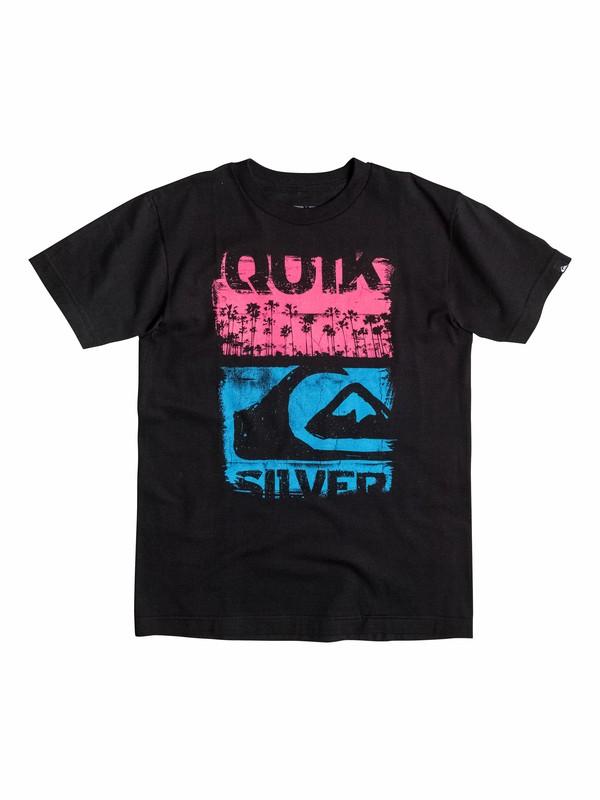 0 Baby Scraped T-Shirt  40574139 Quiksilver