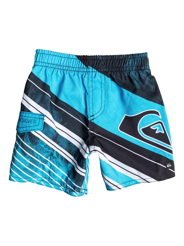 0 Baby Space Intersect Volleys  40575013 Quiksilver